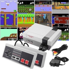 Mini, Videojuegos, Console, gamepad