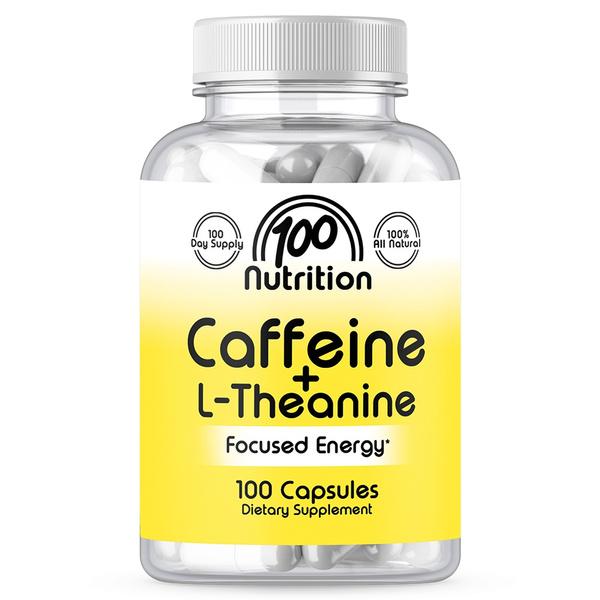 Energy, caffeine, Vitamins & Supplements, ltheanine