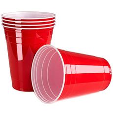Restaurant, partycup, Home & Living, Cup