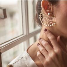 peacock, Fashion Accessory, Dangle Earring, Jewelry