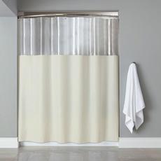 Shower, Shower Curtains, Ivory, Fashion