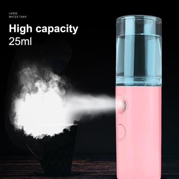 facialhumidifier, Mini, Rechargeable, portable