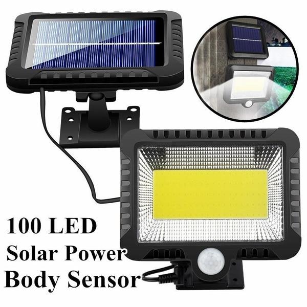 solarwalllamp, Outdoor, waterprooflight, Garden
