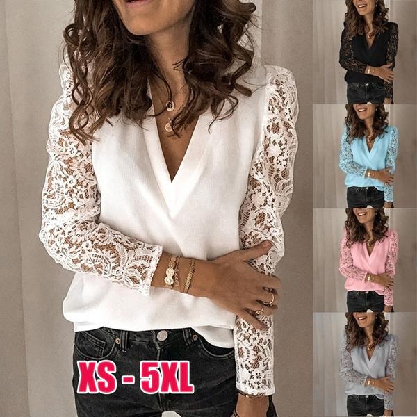 blouse, Fashion, Lace, chiffon