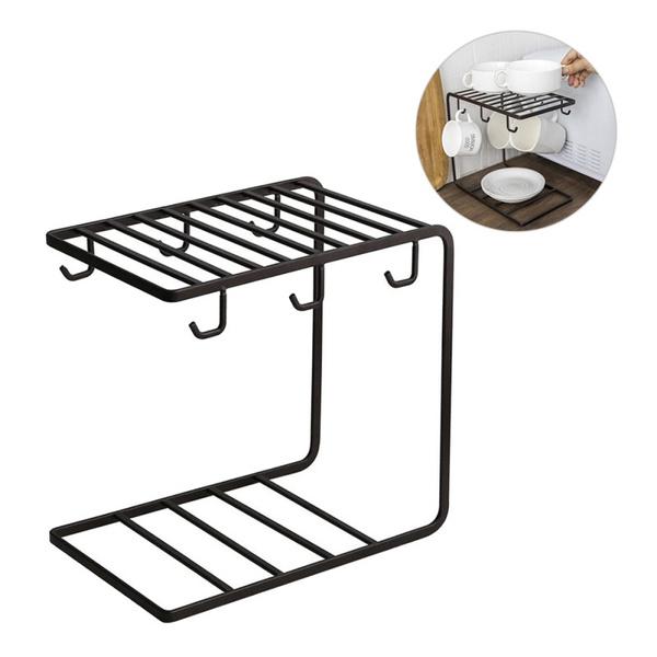 Kitchen Storage & Organization, Kitchen & Dining, cupcabinetshelf, Simple