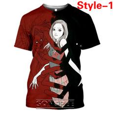 japanesetshirt, Shirt, Horror, junjiitotee