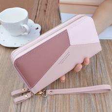 pink, Fashion, zipperpurse, Wallet