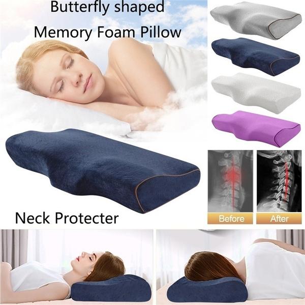 butterfly, cervicalpillow, neckpain, Bedding