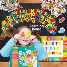 lettersnumber, Toy, vocabularylearningtoy, Refrigerator