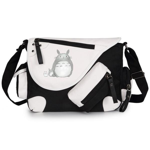 Shoulder Bags, School, Cosplay, Messenger Bags