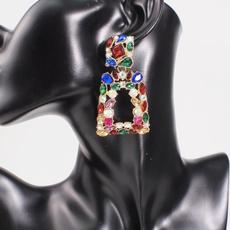 Jewelry, Colorful, Stud Earring, women earrings