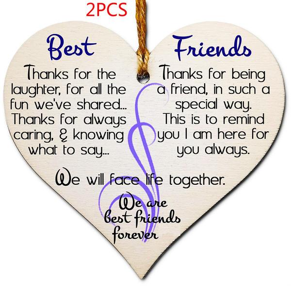 plaquegift, Heart, friendshipkeepsake, bestfriend