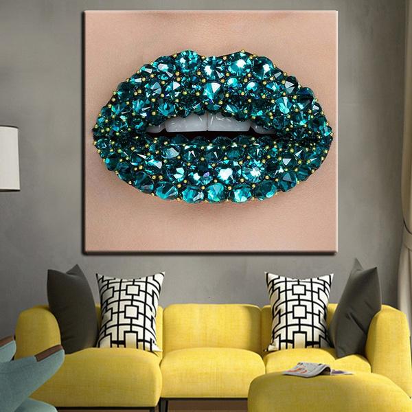 canvaslip, DIAMOND, Wall Art, Jewelry