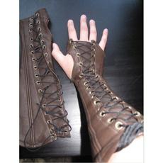 brown, Goth, Fashion, gothicstylebracer