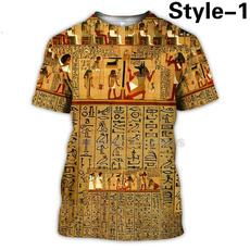 egyptiantshirt, Shorts, eye, ancienttshirt