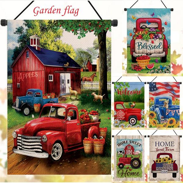 Summer, Outdoor, Garden, Spring