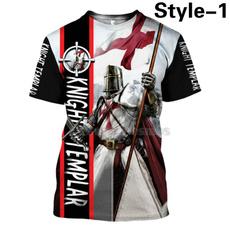 Summer, templartshirt, knightstemplar, Sleeve