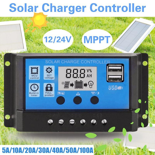 solarcontroller, Outdoor, lcd, autobattery