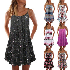 Summer, Plus Size, long dress, Dress