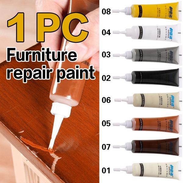 scratchrepair, Home & Living, Wood, repairpaint