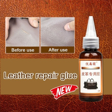 Adhesives, leathercouch, carseat, repair
