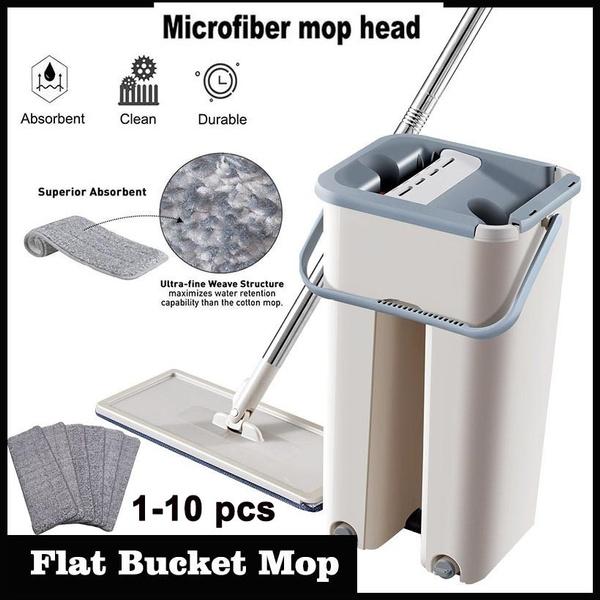 flatbucketmop, Steel, flatsqueezemop, Stainless Steel