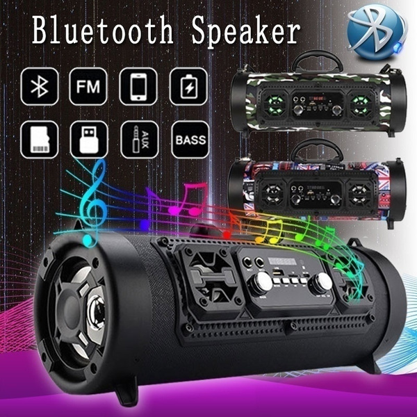 Box, speakersbluetooth, Outdoor, speakerwithfmradio