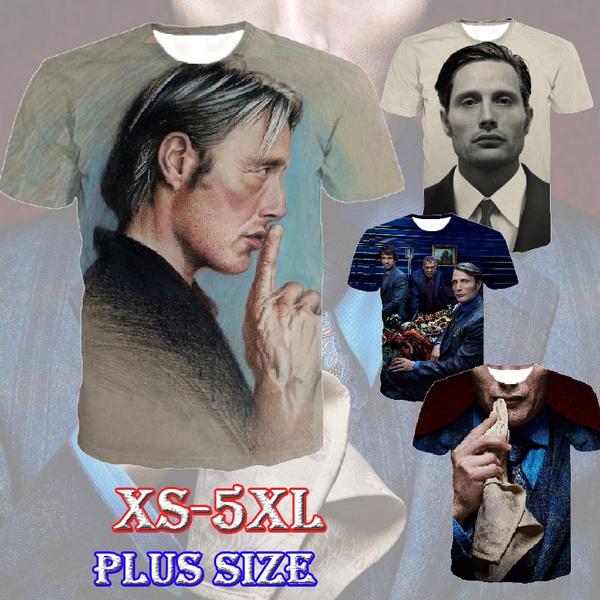 reddragon, Horror, summer t-shirts, short sleeves