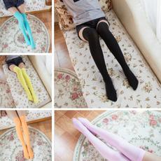 candycolorstocking, transparentpantyhose, clubwear, modafemenina