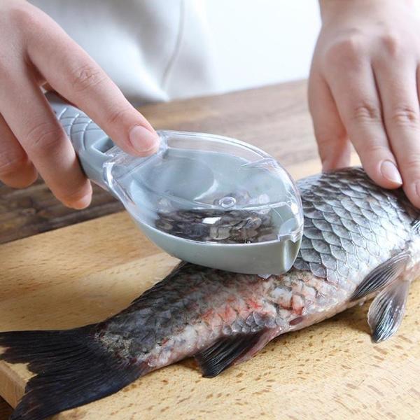 fishscalecleaner, fish, scraper, Plastic