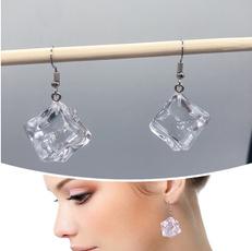 Summer, Dangle Earring, Jewelry, resinearring