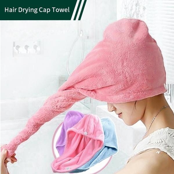 magichairdryingtowel, Bathroom, Bathroom Accessories, Towels