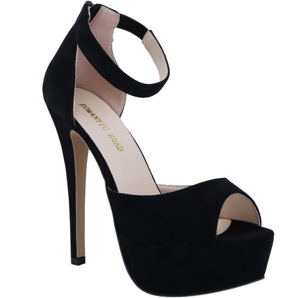 Fashion, Dress, Peep Toe, Stiletto