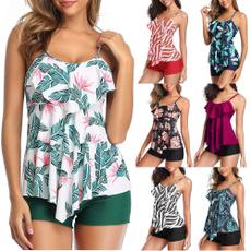 Summer, Shorts, bikini set, Tops