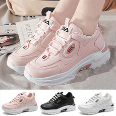 Sneakers, Breathable, Tennis, Women's Fashion