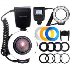 led, DSLR, Macro, Adapter