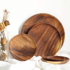 Plates, environmental protection, fruitplate, Home & Living