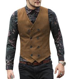 brown, Vest, Fashion, purevest