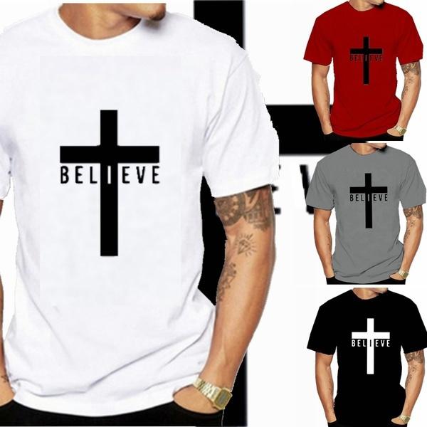 Mens T Shirt, christiantshirt, Fashion, Christian