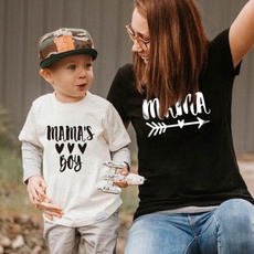 Fashion, momanddaughtermatchingclothe, Clothes, Family