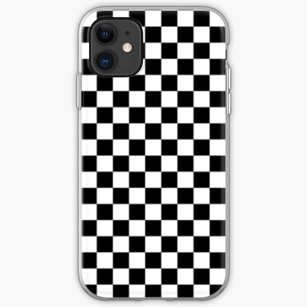 IPhone Accessories, checkered, Phone Shell, Phone