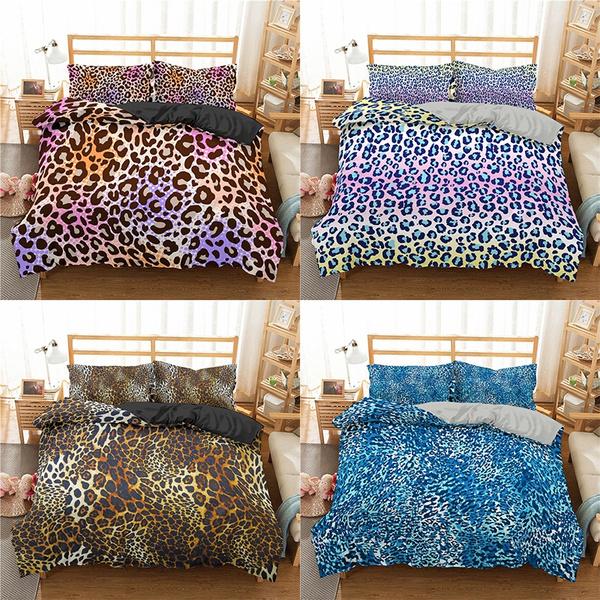 rainbow, Fashion, leopard print, Cover