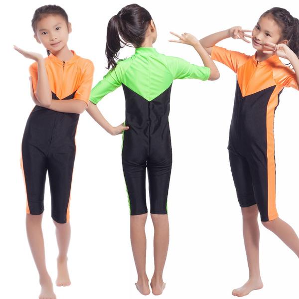 Fashion, muslimgirlsbathingcostume, fullkneelengthswimwear, Swimwear