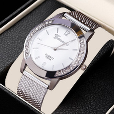Fashion, Dress, Stainless Steel, Watch