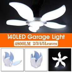 garagechandelier, garagedaylight, led, foldinggaragelight