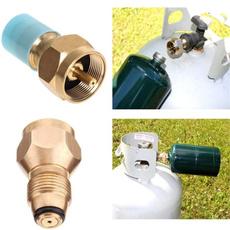 gasadaptor, Brass, Outdoor, Connectors & Adapters
