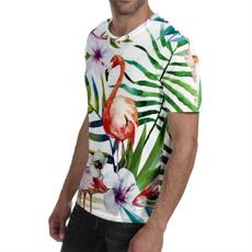 Summer, menfashionshirt, Fashion, teenagerstshirt