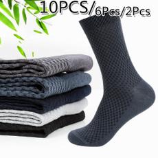 Fiber, Breathable, Men, Socks