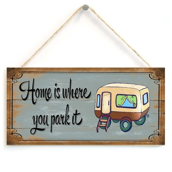 Chic, Home & Kitchen, Gifts, homeiswhereyouparkit
