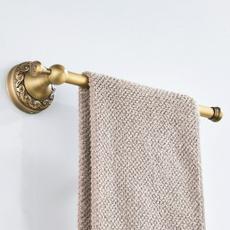 Brass, Bathroom, Towels, Classics